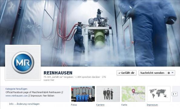 Facebook B2B Rheinhausen