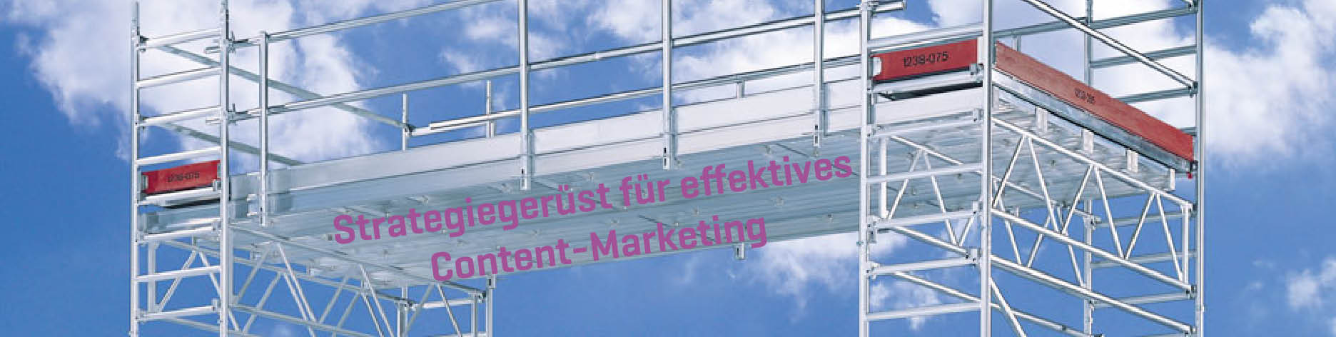 Strategiegerüst für effektives Content-Marketing - Commento GmbH